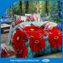 Colorful Magic High Quality 3d bed sheet wholesale
