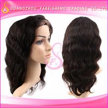 High Quality 100% Body Wave Jewish Kosher Human Hair Wigs