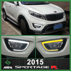 2015 Newest daytime running light for kia car part , 70w led drl , IP67 led daytime running light