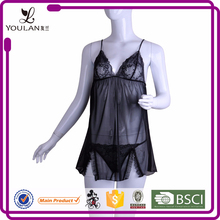 Most Beautiful Fantasy Young Women Transparent Girls Nighty Sexy Wear Lingerie