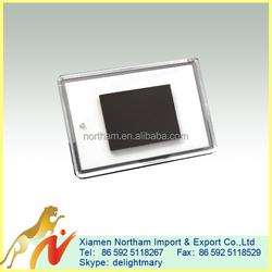 wholesale blank fridge magnet