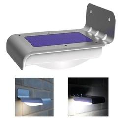 16 LED Solar Motion Sensor Garden Light---RBSL1003