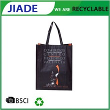 PP woven laminated shopping folded/Recycled woven plastic shopping bag/Promotional plastic shopping bag