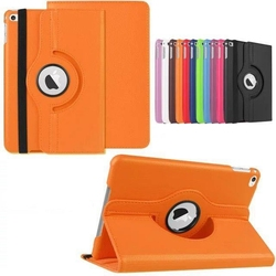 360 Rotating PU Leather Case Cover Stand For Apple iPad mini 4