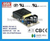 Meanwell 60W 12V Single Output LED Power Supply led driver 12v
