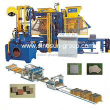 2014 New Type Paving Block Making Machine for hot sale
