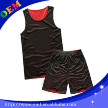 2014 custom cheap reversible wholesale blank basketball jerseys