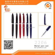 business gift metal roller pen promotion pen,pen set