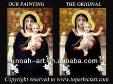 museum quality 100% handmade reproduction christ oil painting