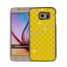 Blind PC case for galaxy S6, diamond hard cover for samsung galaxy s6