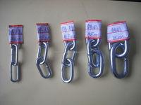korean standard iron link chain for fishing