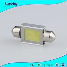 Auto Festoon LED Bulb 12V C5W 3W cob 36mm 39mm Car LED Doom Lamp Plate Lamp Canbus Light