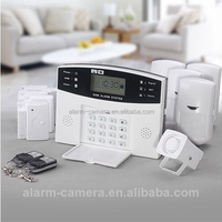 CE+ROHS+Multi-language wireless wired 99 zones intelligent GSM security alarm system& GSM auto dial alarm system G110