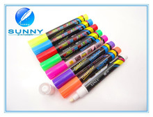 non-toxic colourful dry erase window marker pen