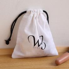 Travel Cotton Draw String Bags Tea Cosmetics Toys Storage Bags