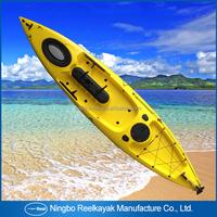New design for 2015 Eagle Angler is a fishing kayak /hard plastic fishing boats/single kayak