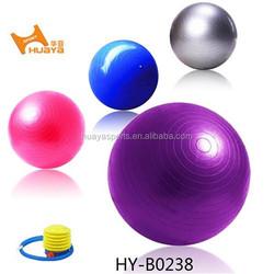 2015 Manufacture Colorful Cheap Massage Wholesale Yoga Ball