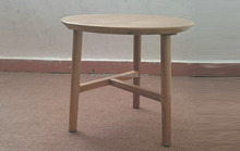 Compact wood dinning table/tea table