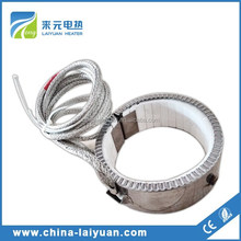 Industrial Electric Ceramic Band Heater With Wire Terminal Box