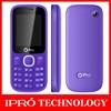 IPRO Original Classic Design Mobile Phone Screen 2 inch Dual Sim Wechat FM Factory Price OEM