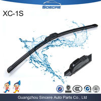 Top Selling Frameless Soft Wiper Blade Bosch Type Silicone Auto Wiper Blades