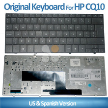 For HP Mini 110 V100226CK1 535689-161 533549-161 Black LA SP keyboard laptop internal keyboard CQ10-120
