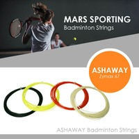 High quality and shotmaking ZyWeaVe technology string tension 33ft/set for badminton racket
