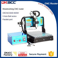 Fresh choice stabile woodworking cnc router factory in China