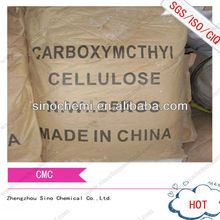 BV/SGS/ISO Certificate Carboxy Methyl Cellulose Detergent Grade CMC