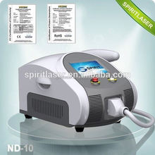 Best China hot sale!! Super Fast Color Touch Screen Nd Yag Ktp Laser 10HZ