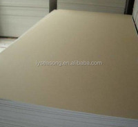 linyi trade assurance competitive price india gypsum board for hot sale