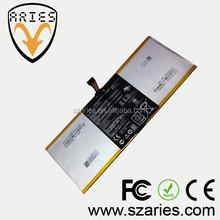 "Genuine 3.7V 25Wh C12P1301 Tablet PC Battery for Asus MemoPad 10.1"" tablet"