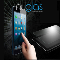 Nuglas 9h super guard lcd screen protector for iPad Pro with 2-3 days delivery time
