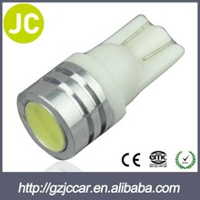 high bright white pcb auto t10 5050 13smd canbus for cadillac