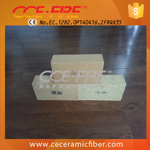 CCE FIRE high temperature refractory fire bricks for kiln