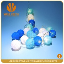 CE Approved Fairy Copper Wire Outdoor Patio LED String Lights For Christmas Lights