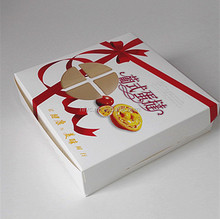 disposable food container box for Wholesale cupcake food grade packaging