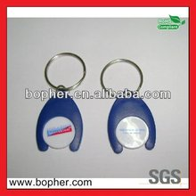 custom mini key chain coin holder
