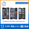 High Quality prosthesis Total knee instrument set