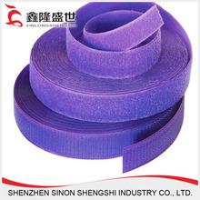 Cintas de velcro tipo de producto 100% y material de nylon elástico correa de velcro