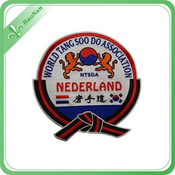 Souvenir items wholesale embroidery patch with best quality