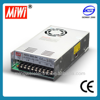 MiWi NES-350-7.5 Industrial Single Output SMPS AC DC Switching Power Supply Led Driver made in china