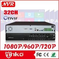 Bestselling 32ch NVR h.264 network digital video recorder p2p DVR 32ch ip camera NVR