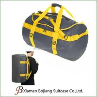Waterproof Tarpaulin PVC Sports Duffel Weekend Travel Bag