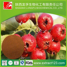 Competitive Price Hawthorn Berry P.E 5%Flavones