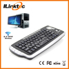 ILINK best selling mini trackball wireless keyboard for different size android tablet for Multi-language supported