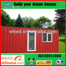 2013 New customized prefabricated container house, Modular House