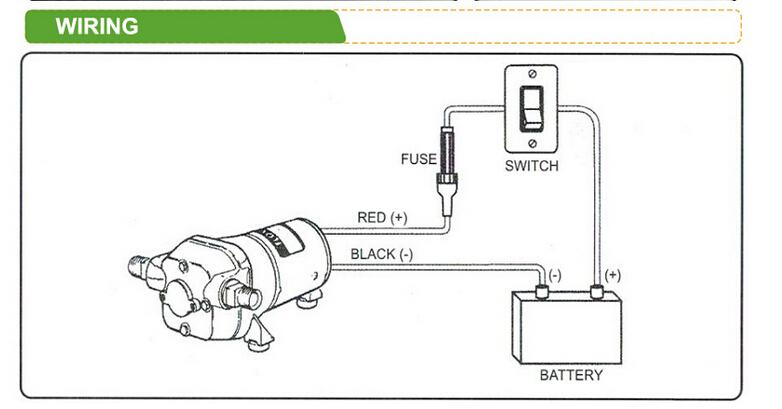singflo 110v rv pompes 224 eau propumps rv rv pompe 224 eau pour la toilette pompe id de produit