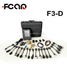 Oil Change Reset, Scania, MAN, IVECO, UD, Renault, FUSO, FOTON, FCAR F3-D truck diagnostic tool