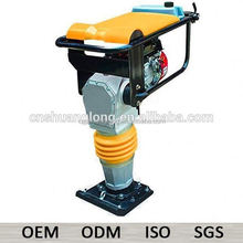hot sale 73Kg Lifan electric soil tamping rammer factory